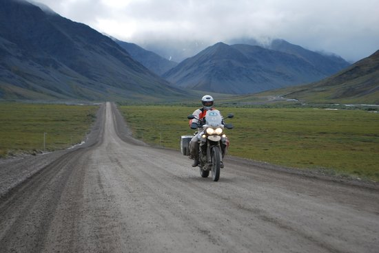 Alaska Motorcycle Adventures