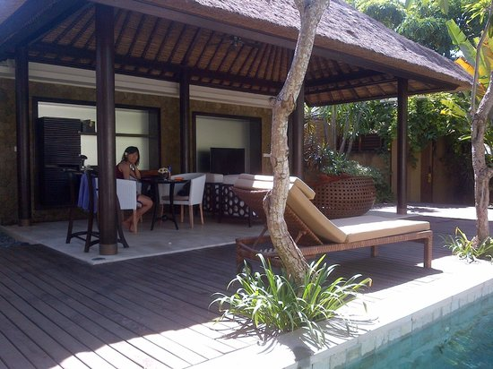 Amarterra Villas Bali Nusa Dua - MGallery Collection : relax place