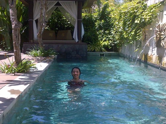 Amarterra Villas Bali Nusa Dua - MGallery Collection : shady pool