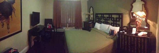 South Beach Plaza Villas : My room
