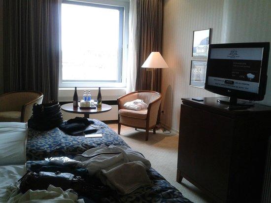 Hotel Nassauer Hof: ;