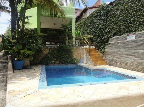Bamboo Flat: piscina