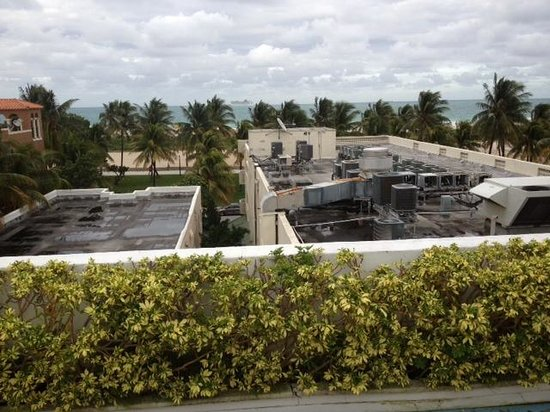 The Hotel of South Beach: View from the roof