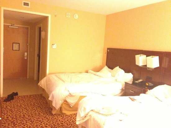 Bethesda North Marriott Hotel & Conference Center: Beds
