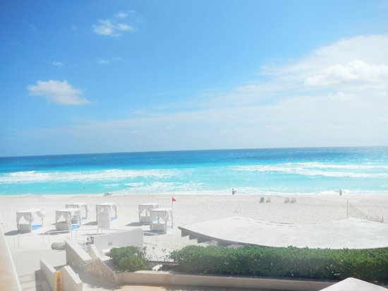 Omni Cancun Resort & Villas: View from Resort