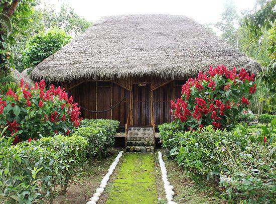 Isla Ecologica Mariana Miller Lodge: Cabaña con Jardin propio