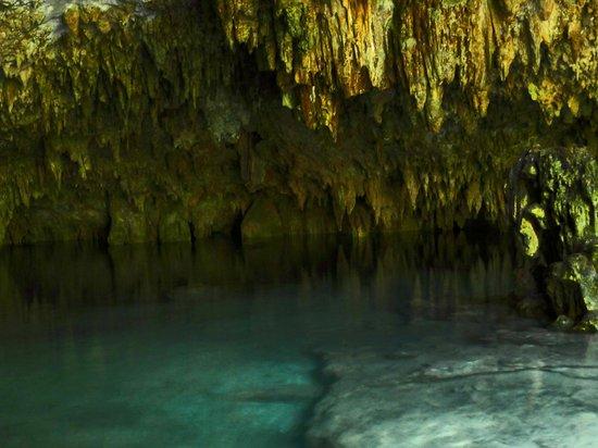 Sac Actun: beautiful cavern