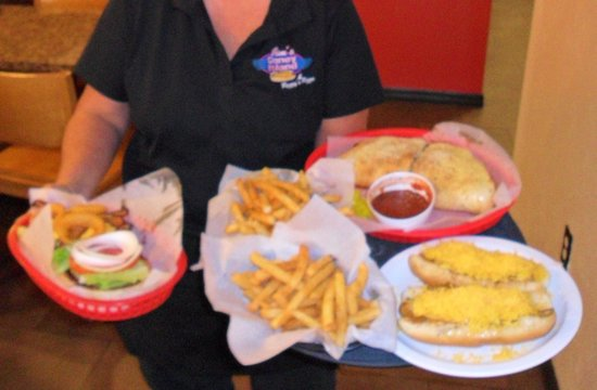 Jim's Coney Island: Some of every thing, yes please!