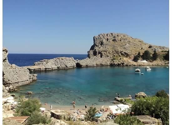 Agios Pavlos Beach (Saint Paul): Beautiful