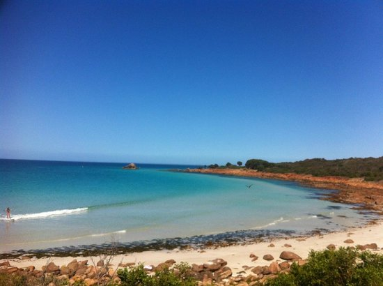 Dunsborough, Australië: New Beach at Point Picquet