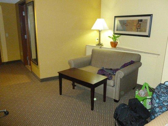 Comfort Suites Gettysburg: room 314