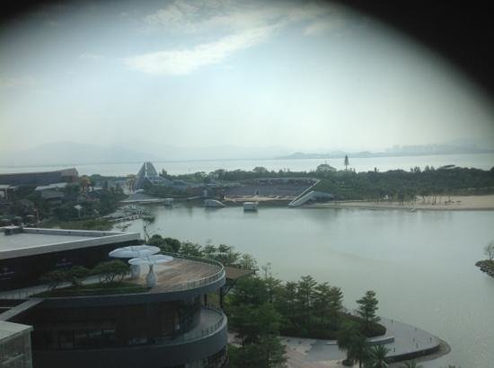 The OCT Harbour, Shenzhen - Marriott Executive Apartments : view