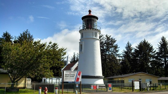 Umpqua River Lighthouse, Museum,and Gift shop