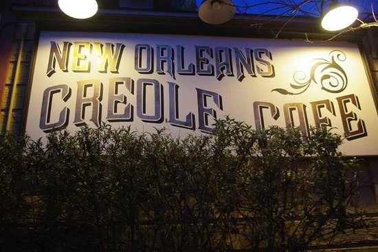 New Orleans Creole Cafe: creole cafe