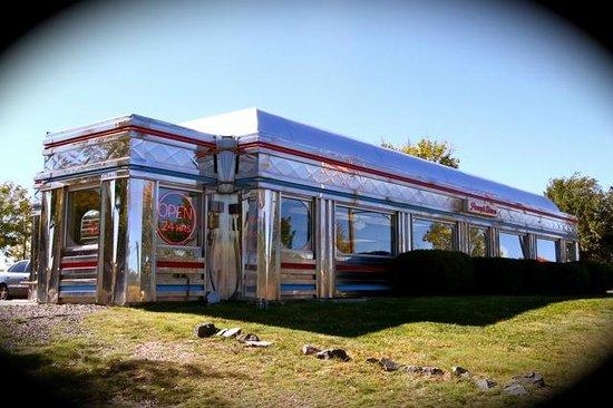 Penny's Diner in Vaughn, NM