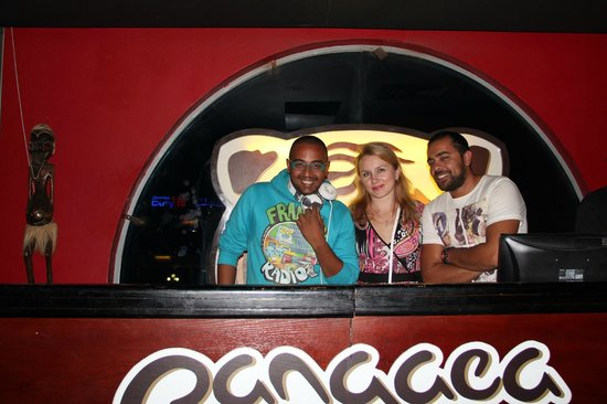 Pangaea Night Club: DJ Yasser & DJ Miza