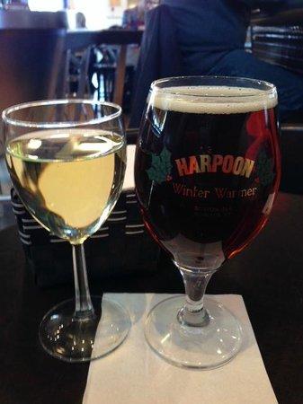 Harpoon Tap Room