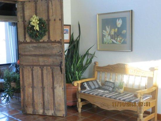 Casa de San Pedro : Entryway