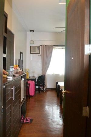Hotel Soffia Boracay : стнадарт на 2 человека