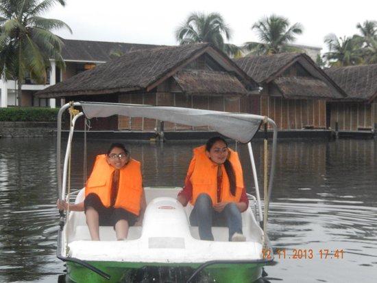 Vasundhara Sarovar Premiere: Paddle Boat Ride