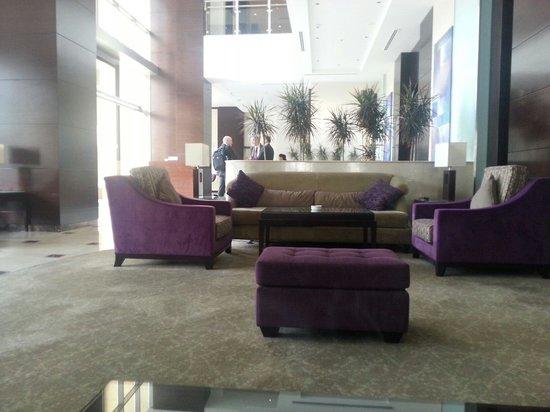 Copthorne Hotel Doha: Lobby
