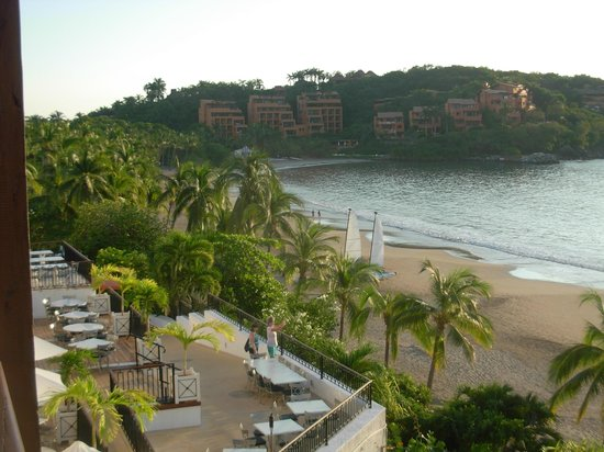 Club Med Ixtapa Pacific: view from restaurant