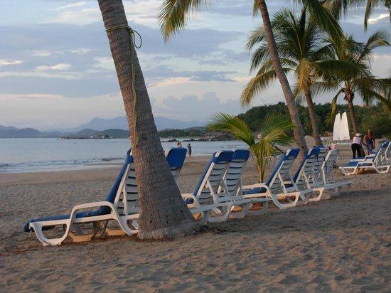 Club Med Ixtapa Pacific: beach