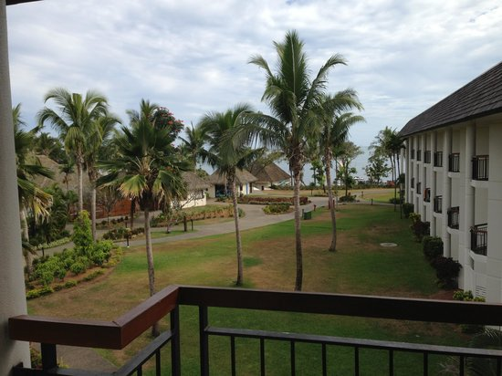 Sofitel Fiji Resort & Spa: view from room