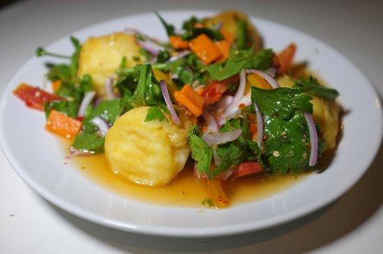 K.P. Food: Signature dish