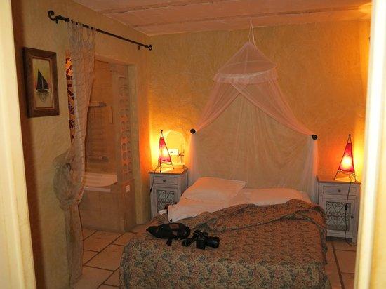 Gites La Balancelle: Bedroom #2