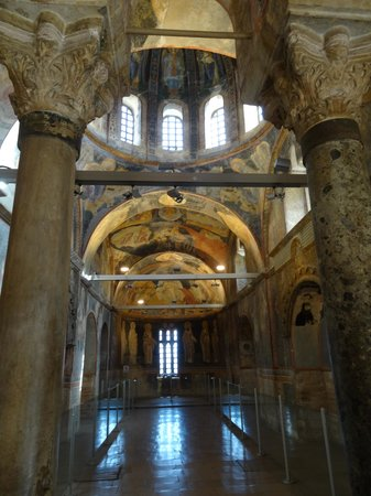 My Local Guide - Istanbul: Chora Museum Frescoes