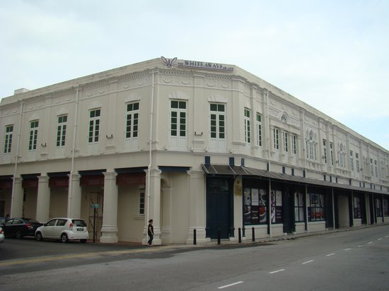The Whiteaways Arcade