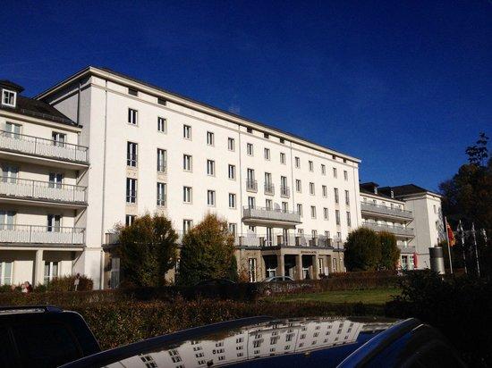 Ramada Hotel Friedrichroda: Aussenansicht des Hotels