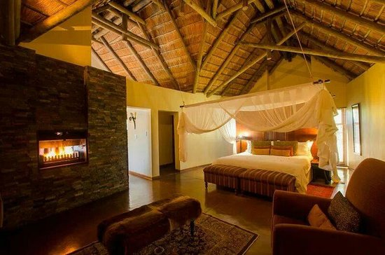Shishangeni Private Lodge: Beautiful Room