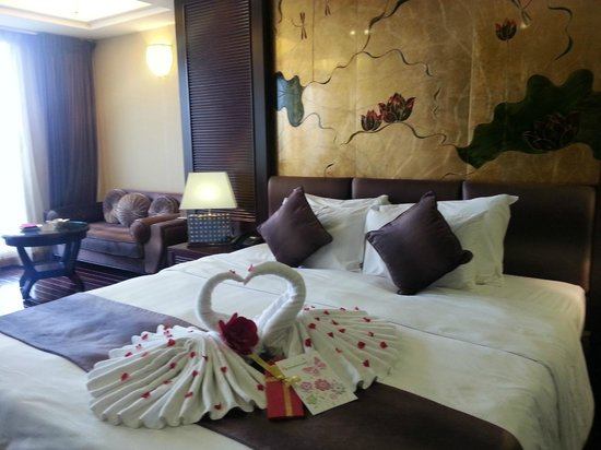 Golden Silk Boutique Hotel: Honeymoon Room