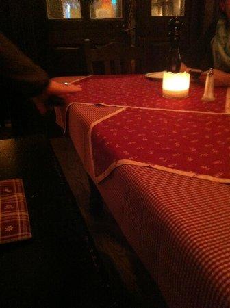 Kuchlverzeichnis : вот такие длинные столы для всех