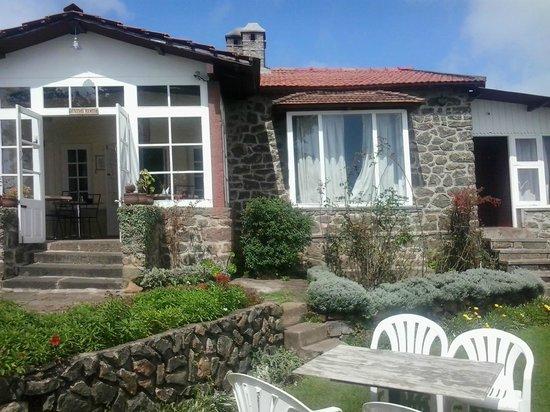 Villa Retreat: restaurant