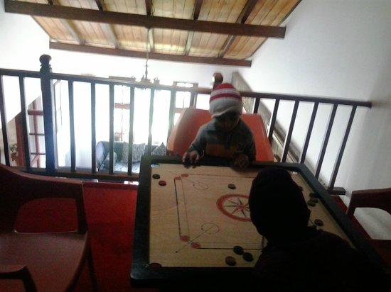 Villa Retreat: children playing area
