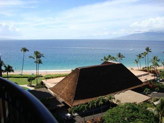 Royal Lahaina Resort: View from lanai