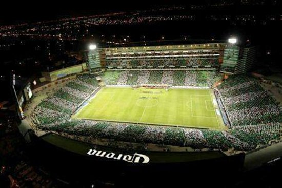 Torreon, Mexico: Estadio TSM