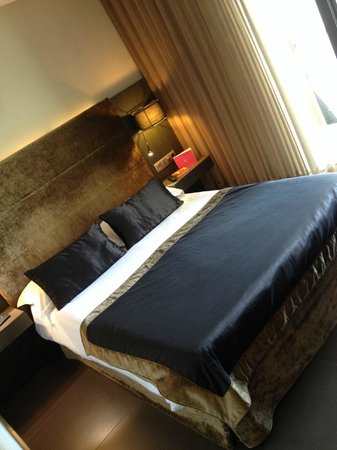 Hotel Constanza Barcelona : The internal decor is nice and the service is very good