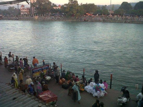 Ganga Lahari: Ganga View