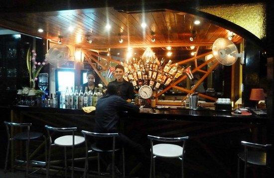 Bar restaurant La Rosa Nautica Baracoa Cuba