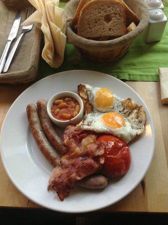 Smakolyki : english breakfast