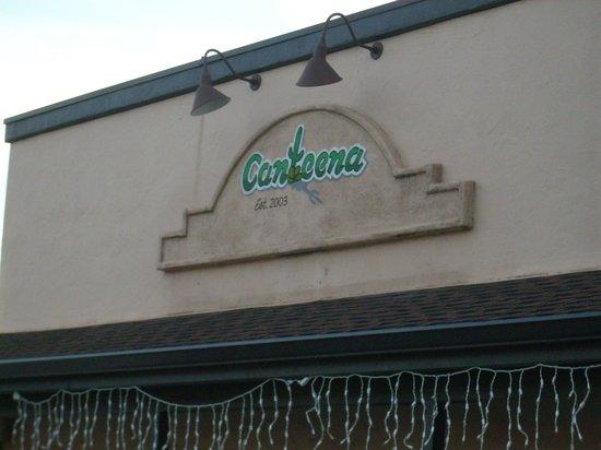 Canteena Sports Grill : Canteena