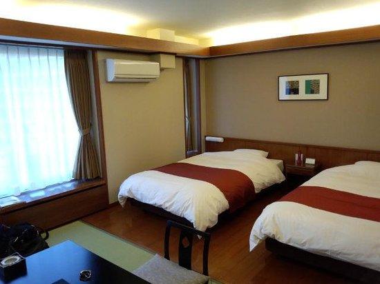 Naruko Hotel: 客室1