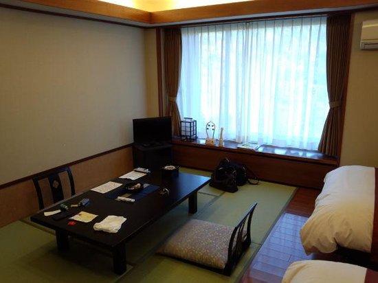 Naruko Hotel: 客室2