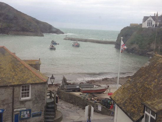 The Slipway : View from window of family suite