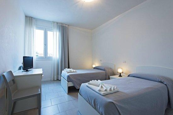 Casa Valentini Terrani: Camera doppia - Twin room