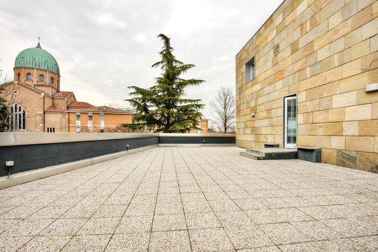 Casa Valentini Terrani: Terrazzo - Terrace